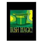 Irish Magic Postcard