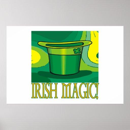 Irish Magic Print