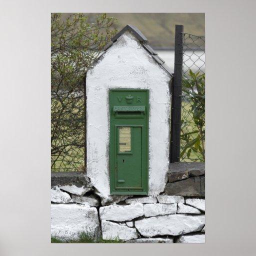 Irish Mail Print
