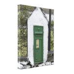 Irish Mail Wrapped Canvas Canvas Prints
