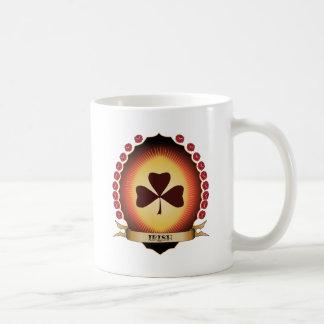 Irish Mandorla Coffee Mugs