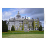 Irish Manor Card