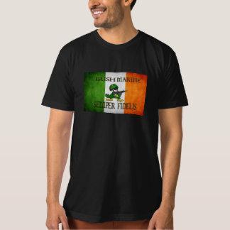 Irish Marine Semper Fidelis T SHIRT