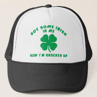 Irish Maternity Trucker Hat