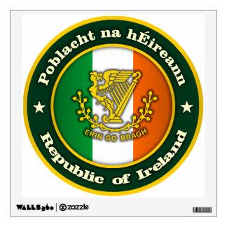 Irish Medallion 2 Wall Decal