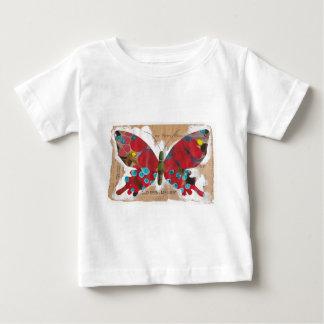 Irish Melody Butterfly Childrens Tshirt
