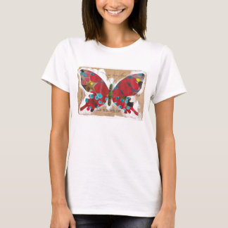 Irish Melody Butterfly T-Shirt