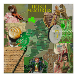 irish memories poster FROM 8.99