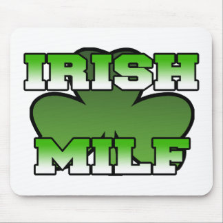 Irish MILF Mousepad