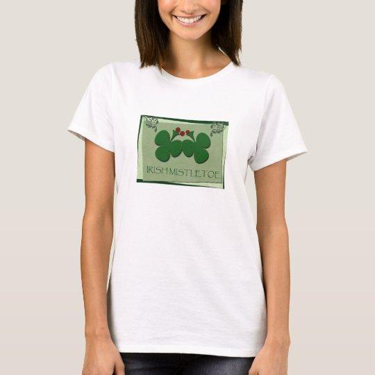 Irish Mistletoe - showcase your Irish Heritage! T-Shirt