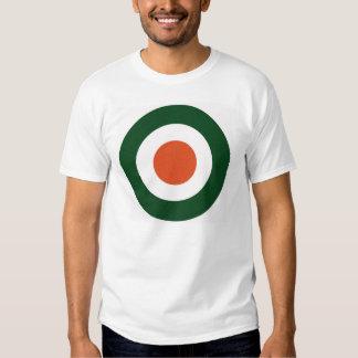 Irish Mod Target Shirt