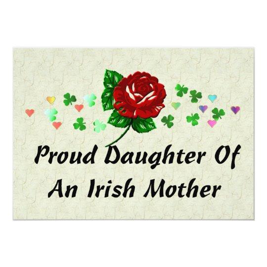 Irish Mom Card