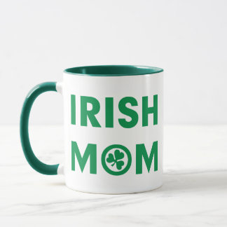 Irish Mom Gift Mug
