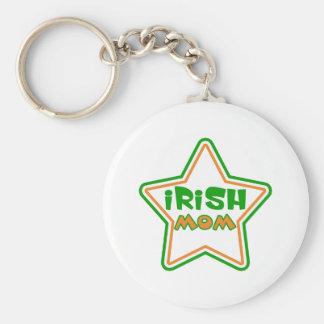 Irish Mom Keychain