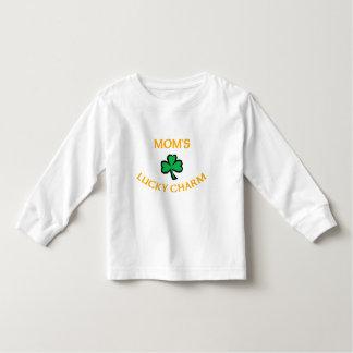 Irish Mom's Lucky Charm Toddler T-shirt