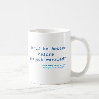 Irish Motherism Classic White Coffee Mug