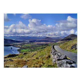 Irish Mountain Road Print