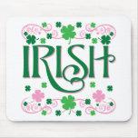 Irish Mouse Pad