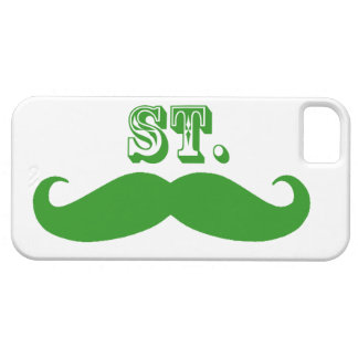 Irish Moustache iPhone Case