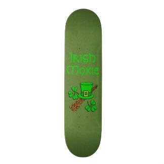 Irish Moxie Skateboard