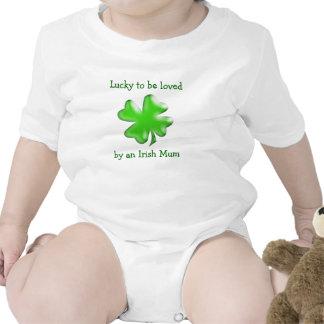 Irish Mum Love Kids Shirt