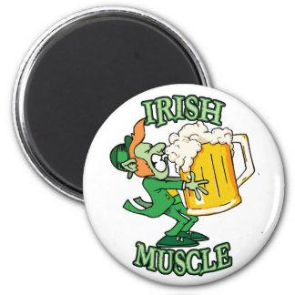 Irish Muscle 1 Magnet