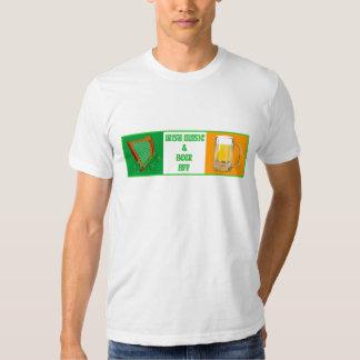 Irish Music & Beer BFF T-Shirt