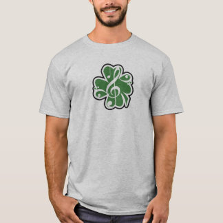 Irish Music Logo T-Shirt
