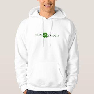 irish n proud hoodie