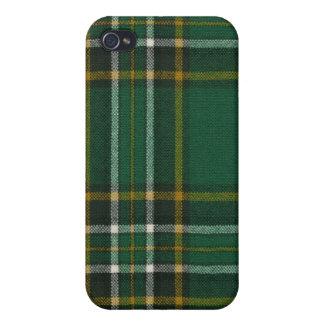 Irish National Tartan IPhone 4 Case