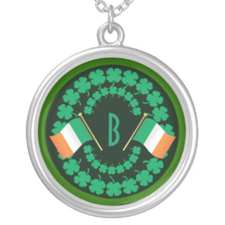 Irish Necklace to Customize with Your Initial