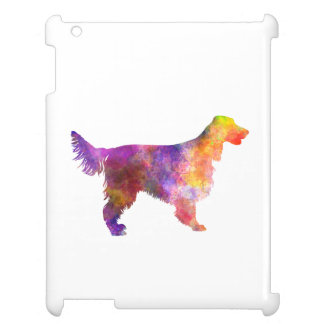 Irish Network Setter 01 in watercolor 2 Case For The iPad