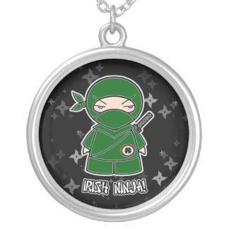 Irish Ninja! Multi Shuriken Ninjadorables Necklace