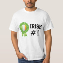 irish no 1 T-Shirt