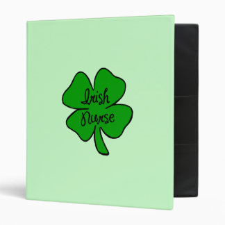 Irish Nurse Binder