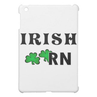 Irish Nurse RN iPad Mini Cover