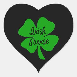 Irish Nurse Stickers
