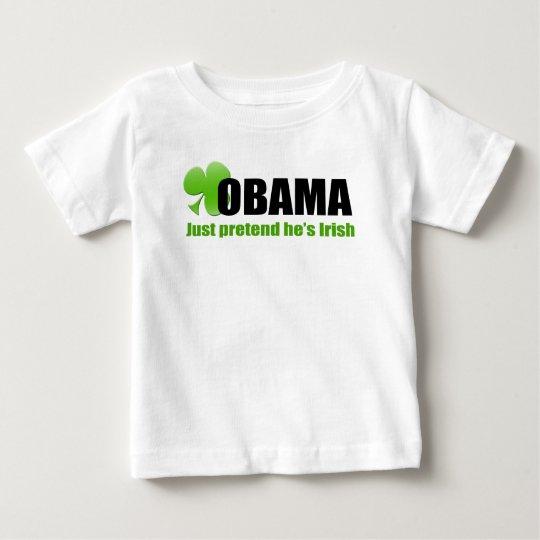 Irish Obama Baby T-Shirt