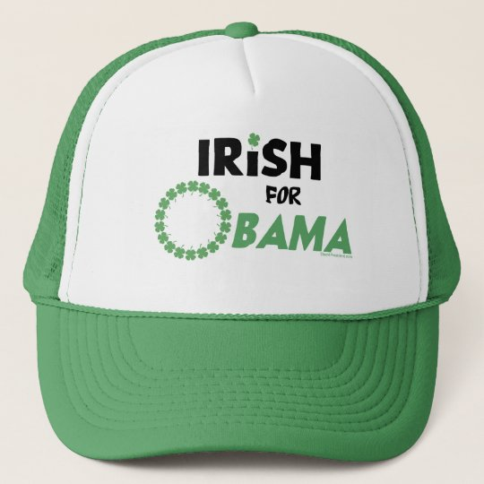 Irish Obama Hats and Swag
