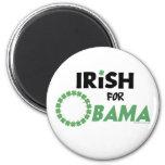Irish Obama T-shirts and Swag 2 Inch Round Magnet