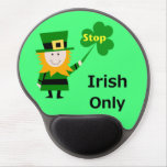 Irish Only Gel Mouse Pad