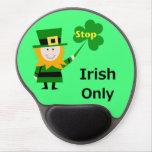 Irish Only Gel Mousepads