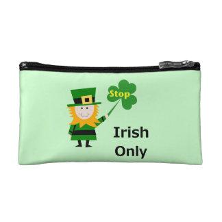 Irish Only Makeup Bag