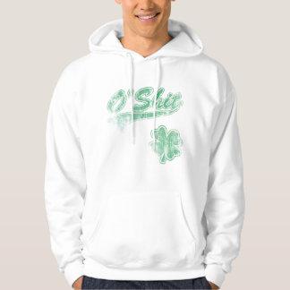 Irish O'Shit Hooded Pullovers