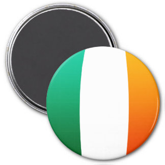 Irish Oval Flag Magnet