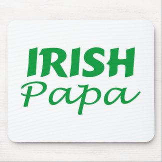 Irish Papa Mouse Pad