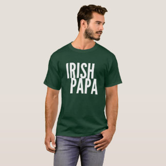 Irish Papa T-Shirt