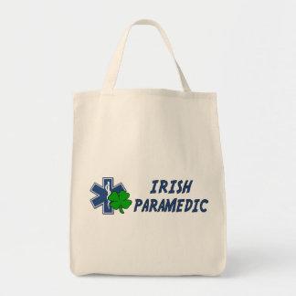 Irish Paramedic Grocery Tote Bag