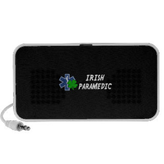 Irish Paramedic iPhone Speaker