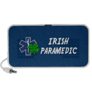 Irish Paramedic Laptop Speakers